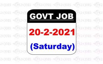 Latest Jobs in Pakistan in Forest Department Mirpur Jobs 2021
