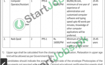 Ministry of Communication Jobs 2021 Apply Online