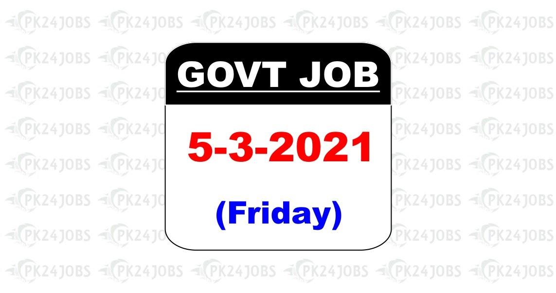 Latest Jobs in Pakistan Health Department AJK Jobs 2021