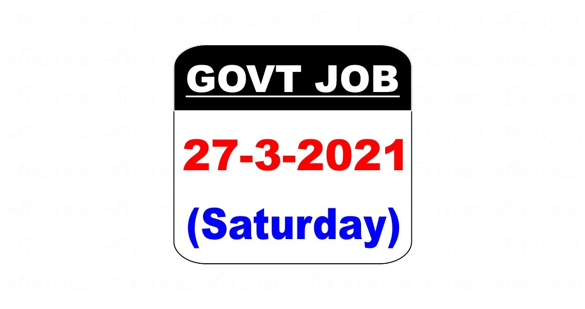 New Jobs in Pakistan PPSC KPK Jobs 2021